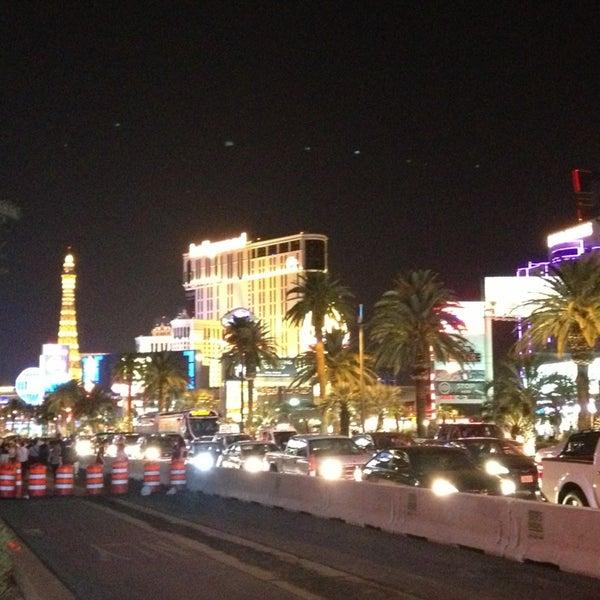 Photo taken at The Las Vegas Strip by Eugene V. on 7/18/2013