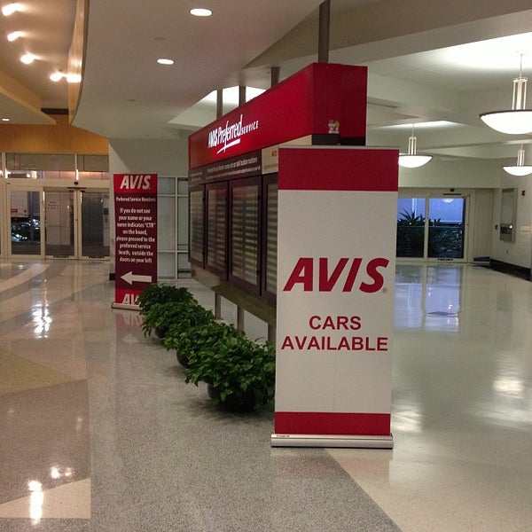 Photos At Avis Car Rental George Bush Intercontinental