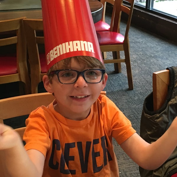 Photo taken at Benihana by Douglas S. on 5/19/2016