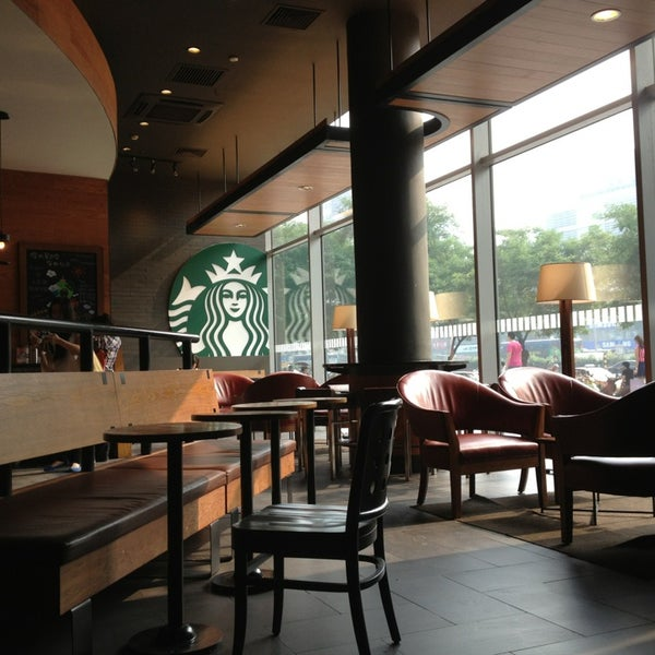 Photo taken at Starbucks 星巴克 by Paolo 7. on 7/30/2013