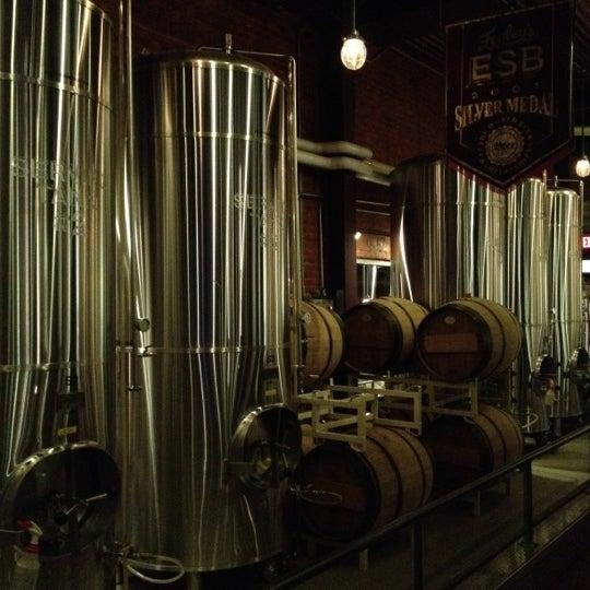 Photo taken at Felgey's Bethlehem Brew Works by Mom's Guide T. on 9/19/2012