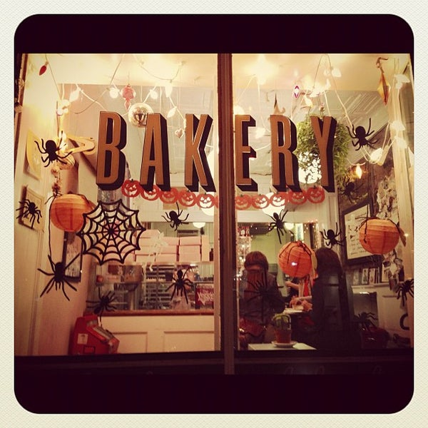 Photo taken at BabyCakes NYC by jessica m. h. on 10/23/2012