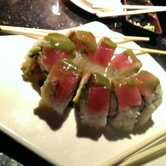 Photo taken at Harney Sushi by Alex B. on 10/26/2014