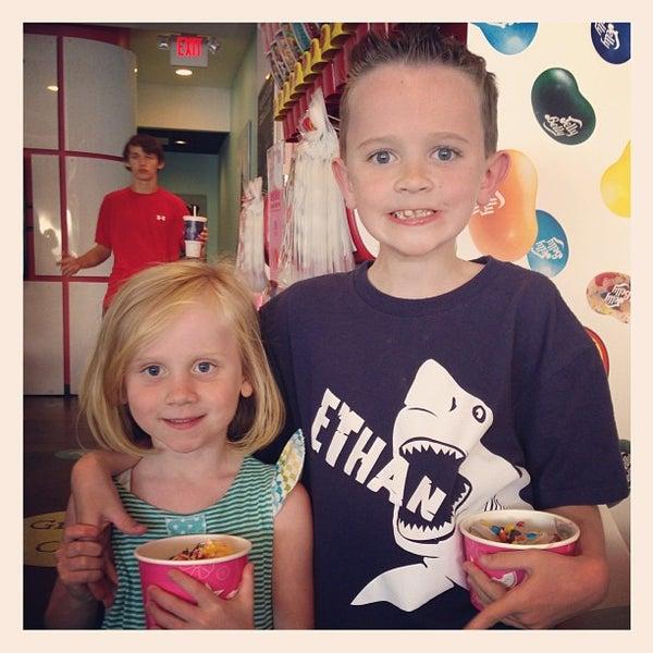 Photo taken at Smart Cow Yogurt Bar by Taryn D. on 5/30/2013