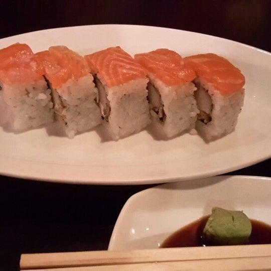 Photo taken at Nori The Japanese Kitchen Lounge by Gamma A. on 2/14/2015