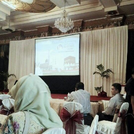 Photo taken at Hotel Gajahmada Graha by Tito H. on 11/6/2012
