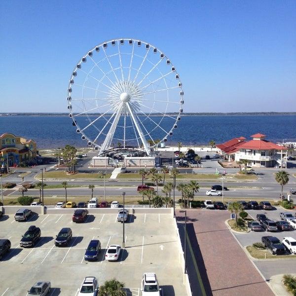 Photo taken at Hilton Pensacola Beach by Joe S. on 3/14/2013