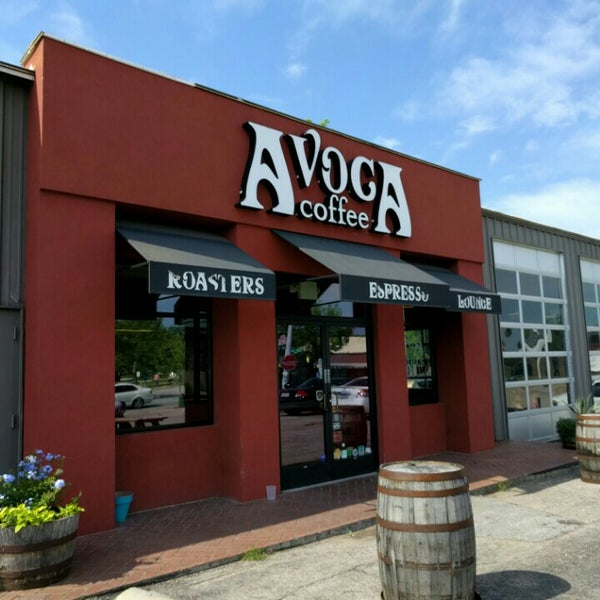 Photo taken at Avoca Coffee by David P. on 4/24/2016