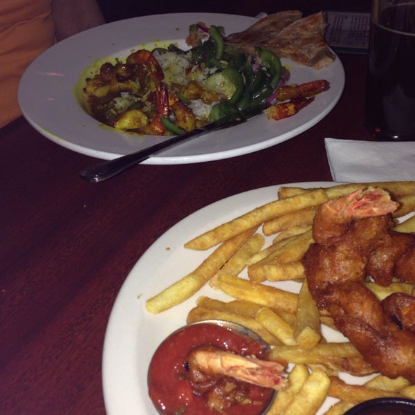 Photo taken at London Grill by Heidi R. on 4/12/2014