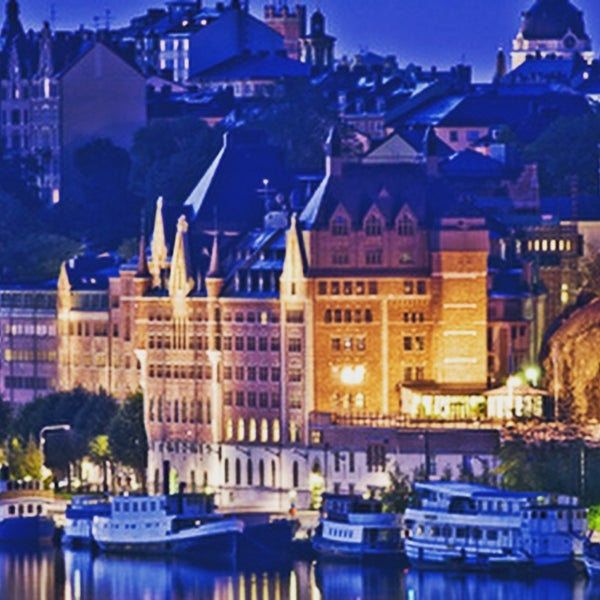 Named after the most famous beer brewing city in the world,  Münchenbryggeriet has elegantly shaped the Stockholm skyline since 1846.