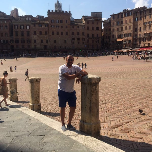 Photo taken at Siena by Emre on 9/14/2016