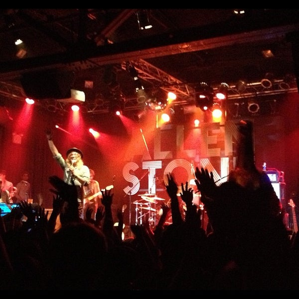 Photo taken at Highline Ballroom by Jeff M. on 9/26/2012