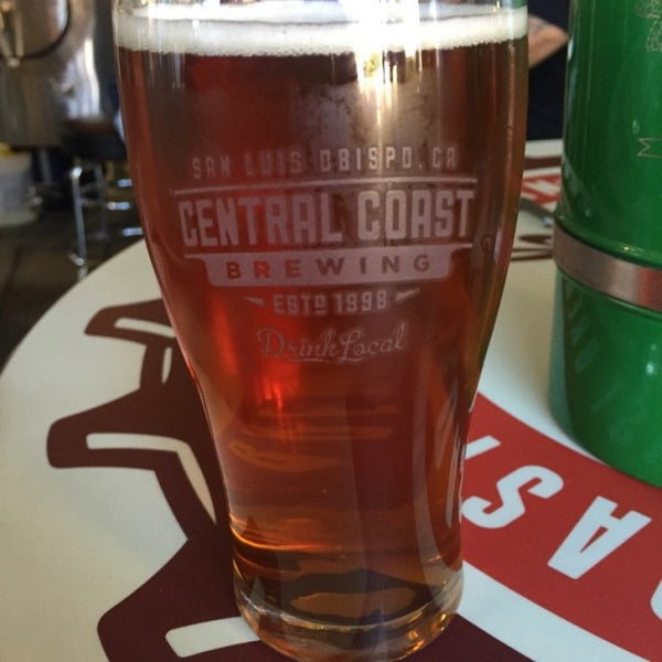 Photo taken at Central Coast Brewing by JJ C. on 9/24/2016