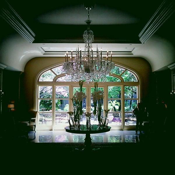 Photo taken at Langham Huntington Hotel by Jack C. on 4/27/2013