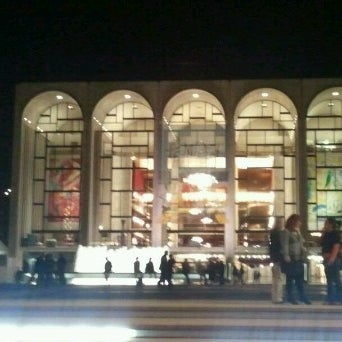 Photo taken at New York Public Library for the Performing Arts (LPA) by Seth Ward P. on 10/25/2012