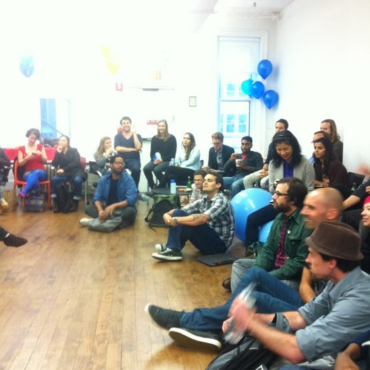 Photo taken at bitly HQ by Heewa B. on 10/9/2012