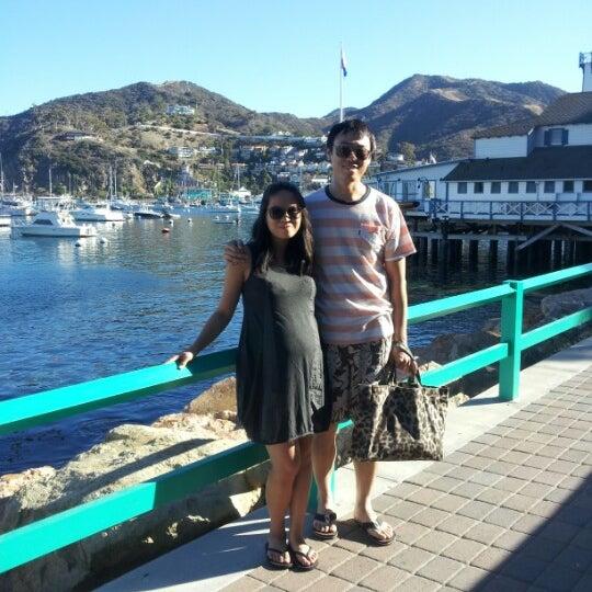 Photo taken at Santa Catalina Island by Douho I. on 11/5/2012