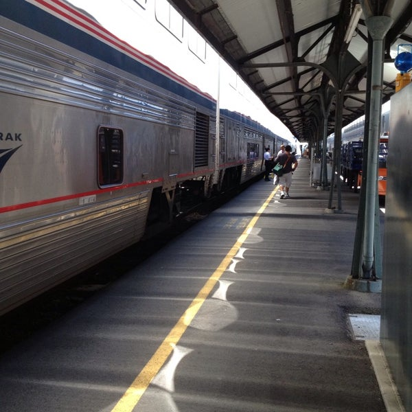 Photo taken at Union Station Amtrak (PDX) by Darcy B. on 6/6/2013