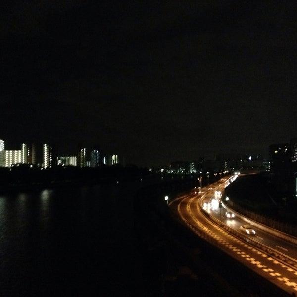 Photo taken at Rakuten Tower 1 by Amar C. on 10/23/2013