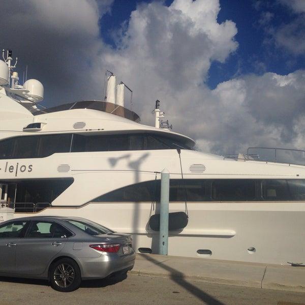Photo taken at Marina Bay Marine Resort by Chantal K. on 11/5/2015