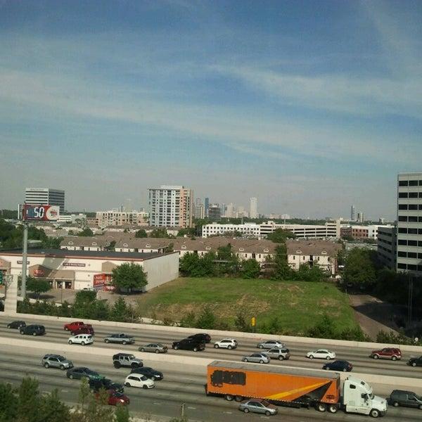 Photo taken at Sheraton Suites Houston Near The Galleria by Marcus P. on 4/5/2013