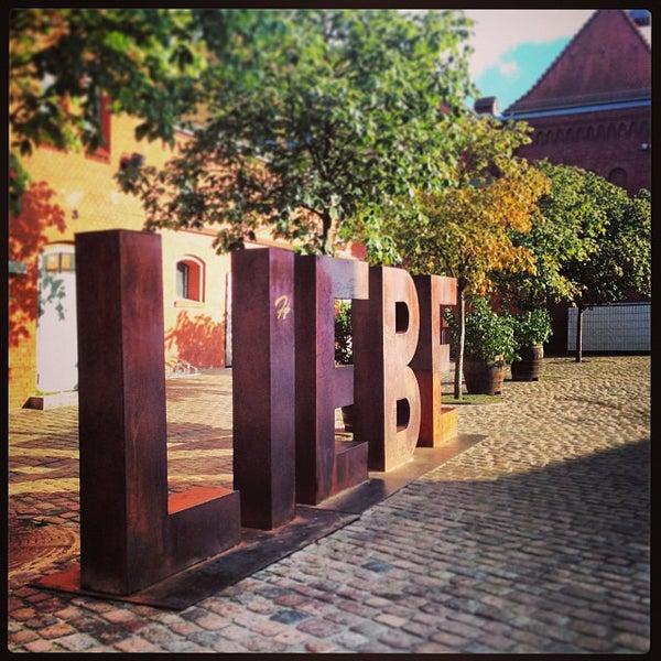 Photo taken at Kulturbrauerei by Kolja U. on 9/29/2013
