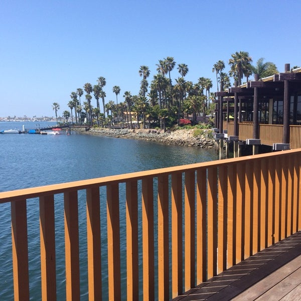 Photo taken at Paradise Point Resort & Spa by Erin S. on 4/16/2014