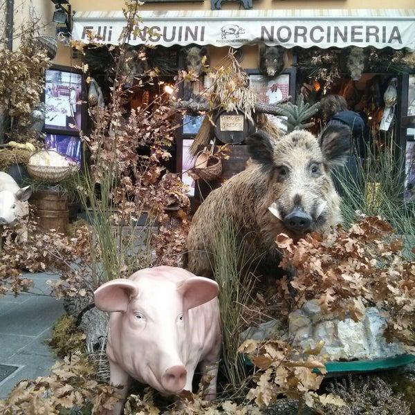 Photo taken at Norcia by jennifer m. on 12/8/2014