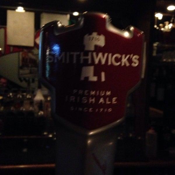 Photo taken at Ireland's Own Pub by Izzy G. on 4/18/2014