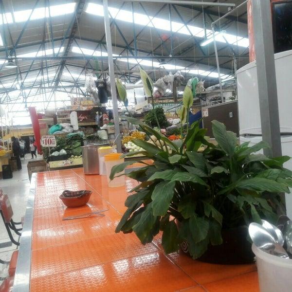 Photo taken at Mercado de la San Juanita by Cid R. on 7/3/2016