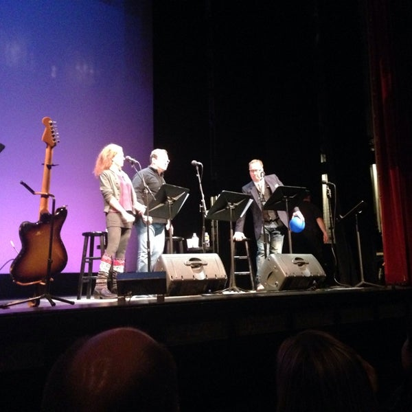 Photo taken at Fitzgerald Theater by Ed G. on 2/8/2014