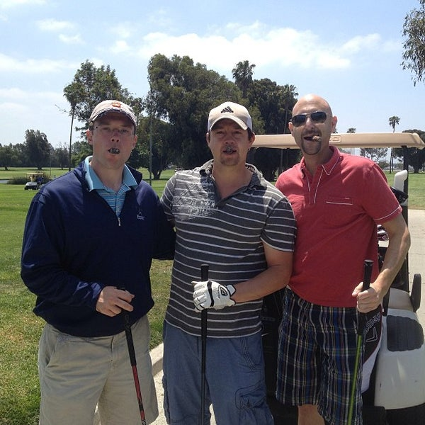 Photo taken at Westchester Golf Course by Ian W. on 6/15/2013
