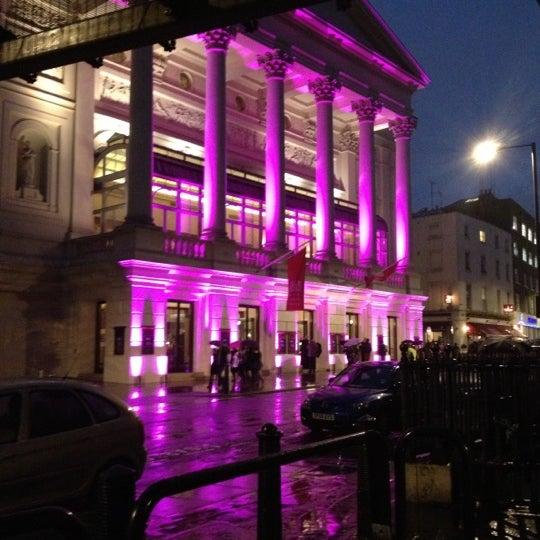 Photo taken at Royal Opera House by Robert O. on 10/5/2012
