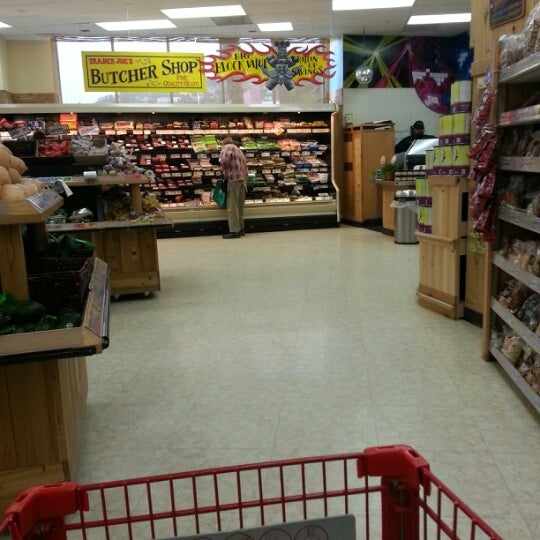 Photo taken at Trader Joe's by Marce P. on 2/2/2013