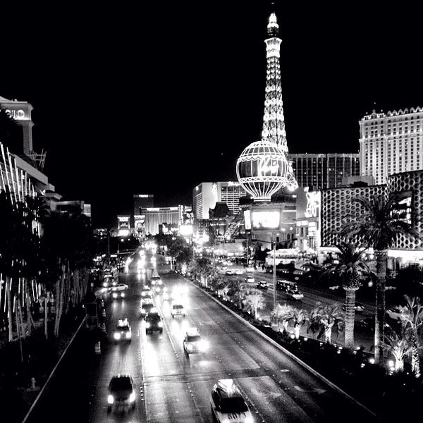 Photo taken at The Las Vegas Strip by Mike S. on 12/18/2012