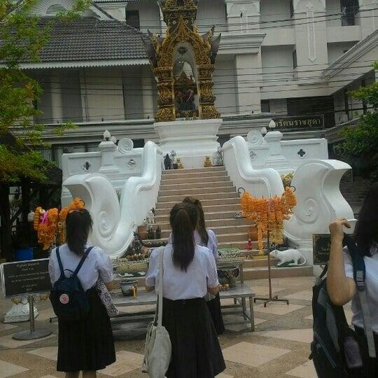 Photo taken at Chiang Mai Rajabhat University by Jib N. on 5/30/2016
