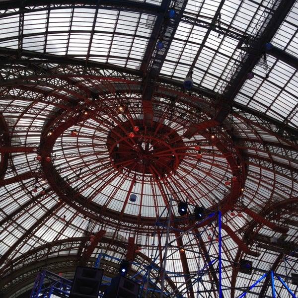 Photo taken at Grand Palais by Sacha Q. on 6/17/2013