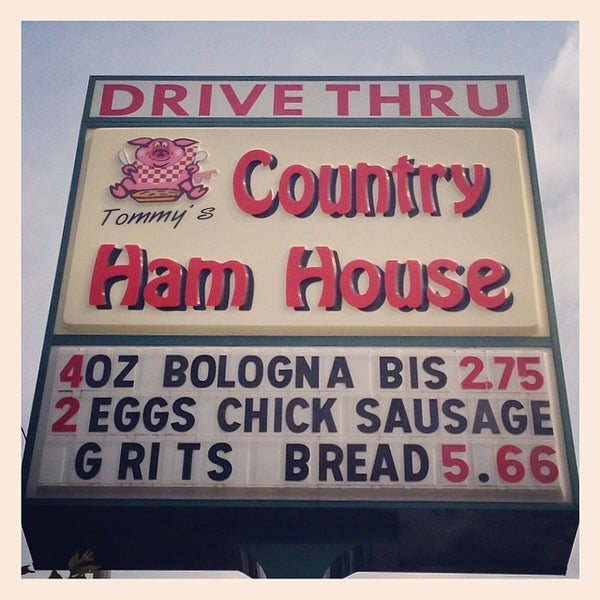 Tommy's Country Ham House - Central Greenville - 19 tips ...