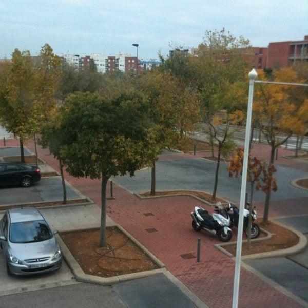 Photo taken at Universitat Jaume I (UJI) by Benet M. M. on 11/16/2012