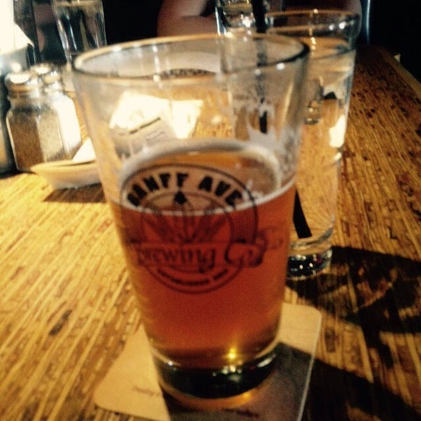 Photo taken at Banff Avenue Brewing Co. by Chris M. on 5/24/2015