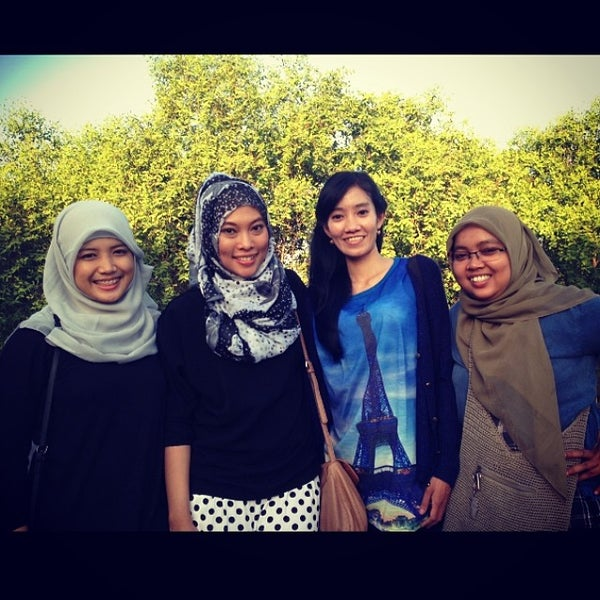 Photo taken at Ekowisata Mangrove by Fika P. on 6/8/2014