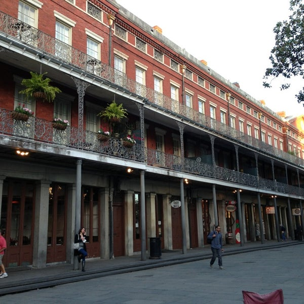 Photo taken at Muriel's Jackson Square by Kent G. on 2/19/2013