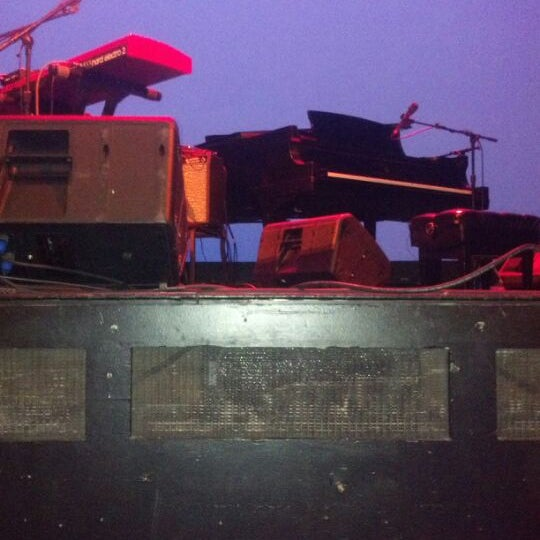 Photo taken at Fitzgerald Theater by Garett G. on 9/21/2012