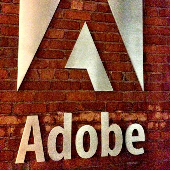 Photo taken at Adobe by Dan U. on 12/15/2012