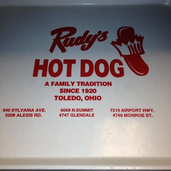 Rudy S Hot Dog