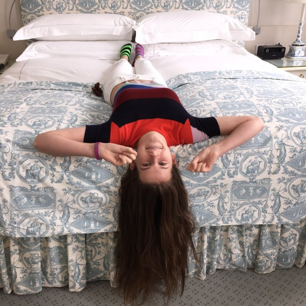 Photo taken at Merrion Hotel by Ellie K. on 6/30/2015