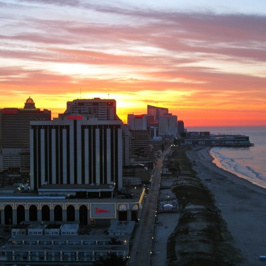 Photo taken at Atlantic Club Casino Hotel by Angela B. on 7/7/2011