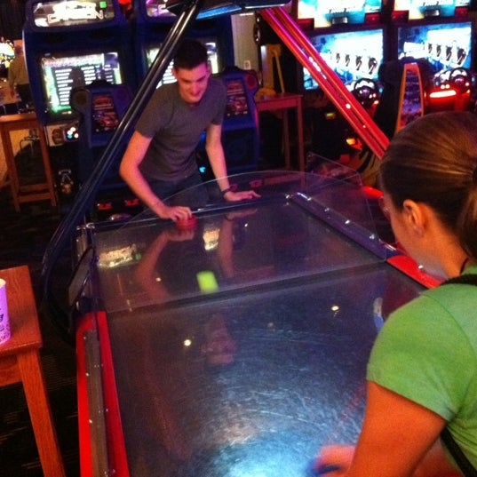 Photo taken at Dave & Buster's by Ben A. on 4/1/2012