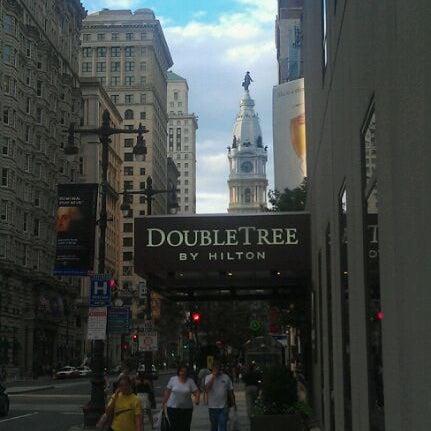 Doubletree Hotel Philadelphia Pa  South Broad Street
