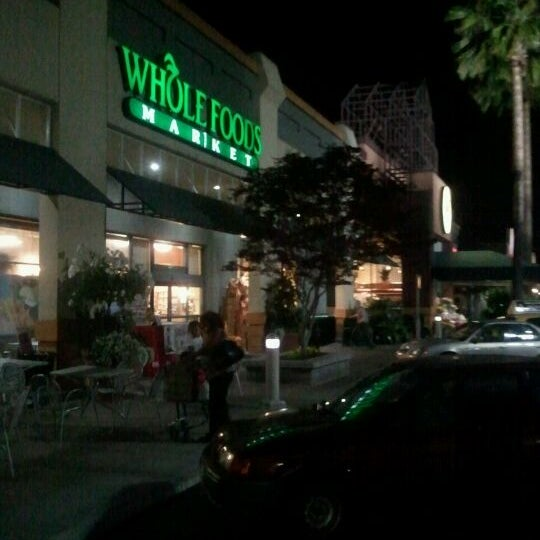 Photo taken at Whole Foods Market by Justin K. on 5/21/2011